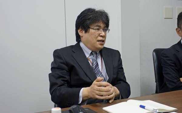 NTTデータ・フィナンシャル・ソリューションズの城市泉主席計量アナリスト