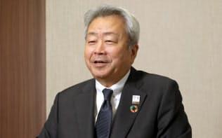 さわだ・じゅん 78年(昭53年)京大工卒。日本電信電話公社(現NTT)入社。14年NTT副社長。18年から現職。大阪府出身。63歳