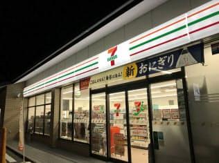 コンビニ大手は24時間を見直すか検討するための実験を始めた(京都市のセブンイレブン)