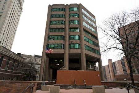 ニューヨーク州南部地区連邦地裁はスプリントとTモバイルUSの合併差し止めを求めて提訴した自治体側の要請に応じ、早期の手続き開始を決めた=ロイター