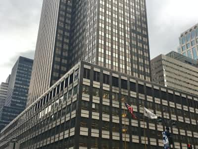 中国の海航集団(HNAグループ)が所有権の大半を売った高層ビル(ニューヨーク・マンハッタン)