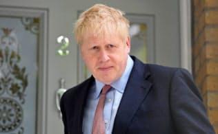 ジョンソン氏は同世代で最もカリスマ性があるが、最も乱雑で、最も世論を二分する政治家でもある=ロイター
