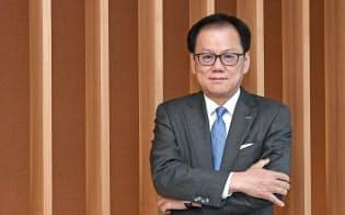 坂井辰史 みずほフィナンシャルグループ社長