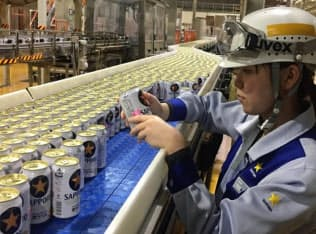 サッポロとサントリー、軽量缶で協業 コスト減狙う