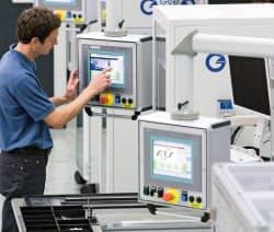 シーメンスはデジタル技術を駆使した工場に強み(独アンベルク)