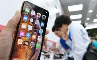 端末の値引き制限はiPhoneなどの高級機種の販売に影響する可能性がある