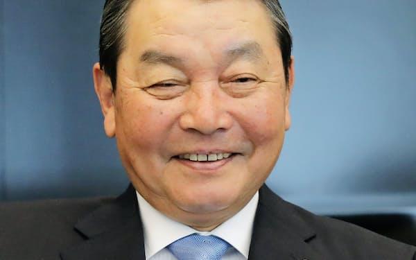 ふくおかフィナンシャルグループ前会長の谷正明氏