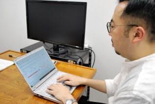 カルネヴァーレは従業員満足度を測る調査「エンプロイーテック」を導入した(東京都目黒区の本社)