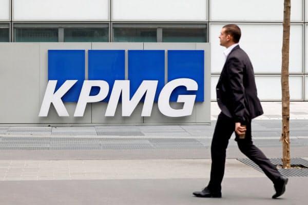 KPMGは、監査資料の改ざんなどで5000万ドルの制裁金を支払うことでSECと合意した=ロイター