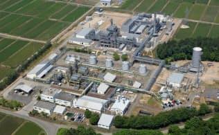 国際帝石、CO2を都市ガス原料に 国内初の事業化
