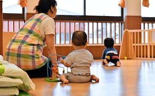 子どもの保育所を探す「保活」経験者の間では「春生まれ有利」説がささやかれている