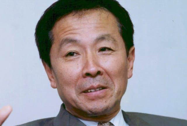 リクルートの創業者、江副浩正氏