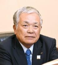 古賀信行 野村ホールディングス会長