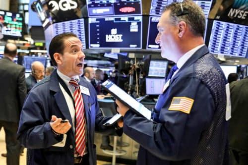 利下げ期待が米国株の追い風になっている=ロイター