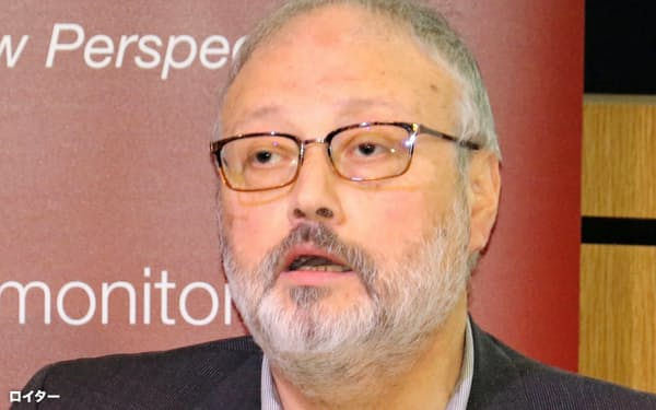 サウジアラビア人記者のジャマル・カショギ氏は18年10月、トルコのサウジ総領事館に入った後、殺害された(18年9月にロンドンで撮影)=ロイター
