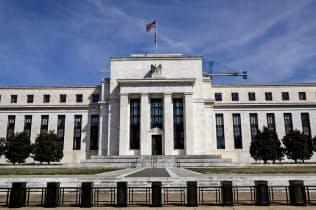 FRB、年内利下げも 声明で「成長持続へ行動」