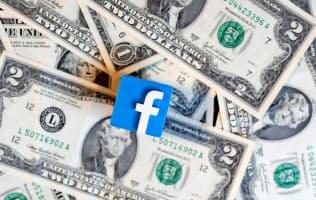 フェイスブックが仮想通貨「リブラ」について事前にFRBと議論していたことが発覚した=ロイター