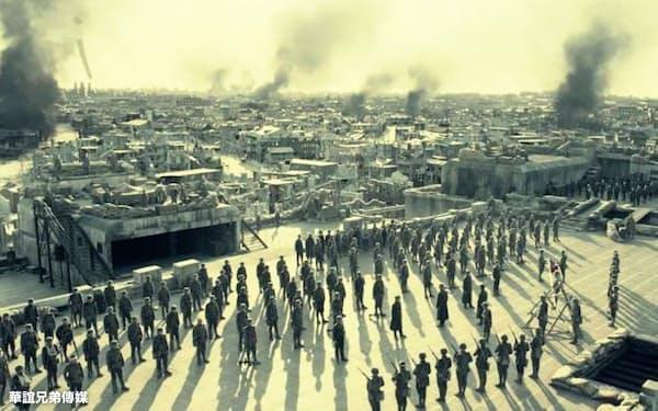 中国の映画祭で急きょ上映が中止された中国映画「八佰」