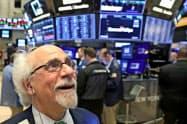 6月は米株高が続いている=ロイター