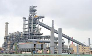 JFEも出資するベトナムの高炉は将来は年産2000万トンの能力をめざす