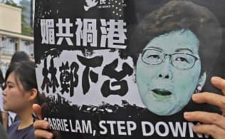 資本と企業が香港から逃避する動きはさらに加速しようとしている=AP