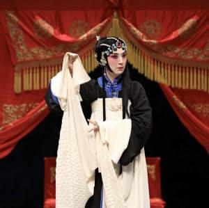 崑曲で上演される予定の「貞娥刺虎」は、かつて梅蘭芳が米国公演で大喝采を浴びた演目で、長年継承が絶えていた