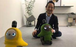 GROOVE Xの林要社長は家庭用ロボットの開発で日本橋人形町の伝統を受け継ぐ
