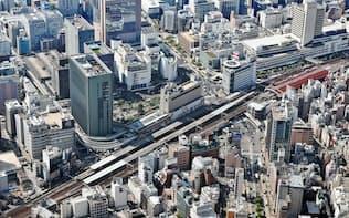 JR三ノ宮駅周辺で高層マンションを規制する(神戸市中央区)