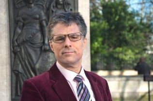 英米セキュリティー情報協議会のポール・イングラム専務理事