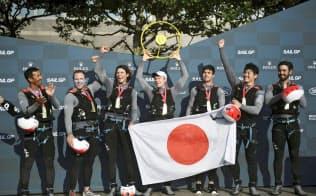 セーリング国別対抗戦、日本が初優勝