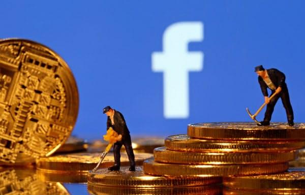 米フェイスブックは新たな仮想通貨(暗号資産)「リブラ」を公表した=ロイター