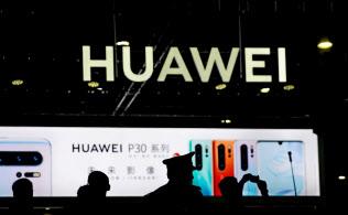 米国はファーウェイなど中国の通信関連企業を締め出そうとしている