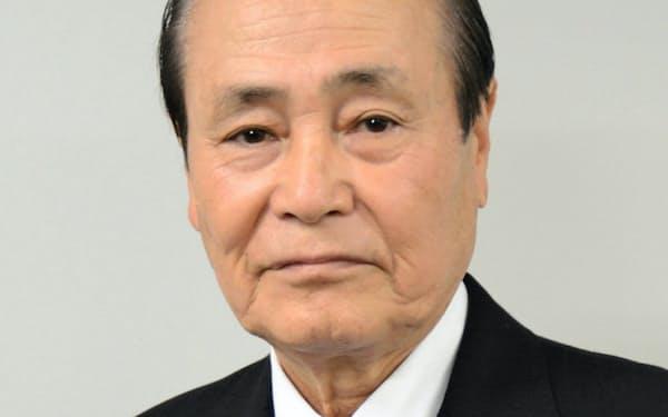 全国中小企業団体中央会の次期会長に内定した森洋氏