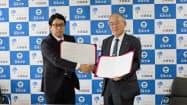 大塚製薬と松本大学は健康をテーマに連携する