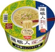 日清食品が発売する「日清麺職人 山椒香る和風しょうゆ」