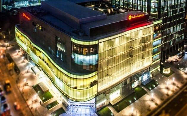 8月25日に閉店?#24037;?#20104;定だった上海高島屋。一転して継続を決めた