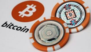 ビットコイン、20分で1800ドル急落 システム障害発端か