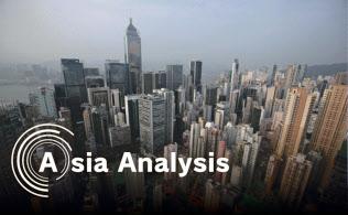 香港は中国本土へのゲートウエーとして繁栄を謳歌してきたが……=ロイター