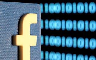 投稿に問題があった場合、フェイスブックはユーザーのIPアドレスや個人情報を裁判所に提出するという=ロイター