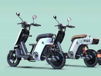 2016年に創業した星駕出行の電動自転車(星駕出行提供)
