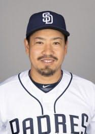 牧田和久投手=ゲッティ共同
