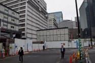都内では大型再開発が進んでいる(東京・千代田)