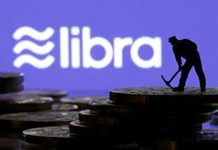 米フェイスブックが計画するデジタル通貨『リブラ』へのけん制が広がっている=ロイター