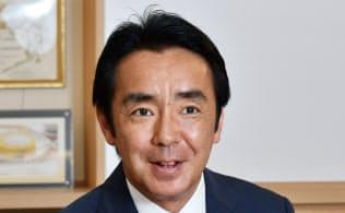 竹増貞信 ローソン社長