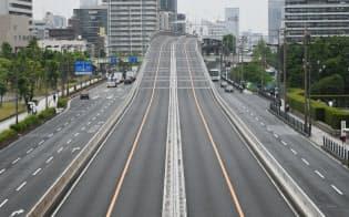 G20開催の大阪、厳戒態勢 阪神高速は「封鎖」