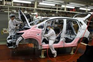 ホンダは5月の中国生産が過去最多になった