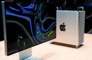 アップルは19年秋に新型マックプロを発売する=ロイター