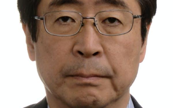 経済産業事務次官に就任する安藤久佳氏