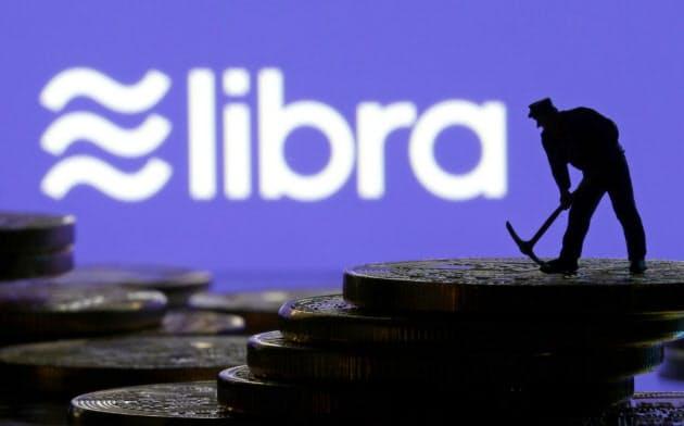 米フェイスブックが計画するデジタル通貨「リブラ」は法定通貨を裏付けとし、価格変動を極力抑えるという=ロイター
