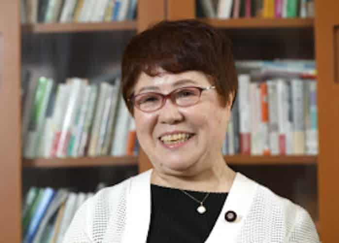 首相の天敵だった」 立憲民主党・神本美恵子氏: 日本経済新聞